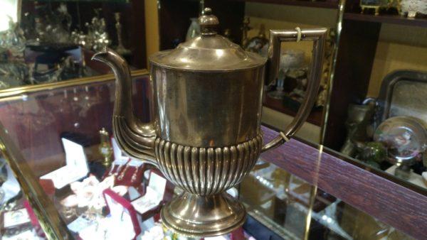 антиквариат, Серебряный чайничек, купить серебро украина, подарок, серебро, элитная посуда, серебряный чайник украина купить
