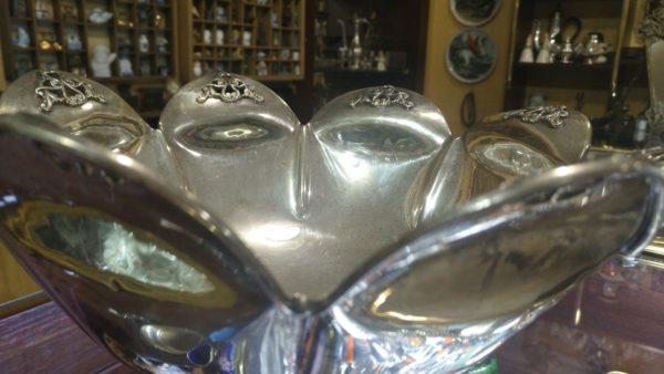 ложки из серебра, белое золото, серебро столовое, серебряная посуда, серебряная ложка