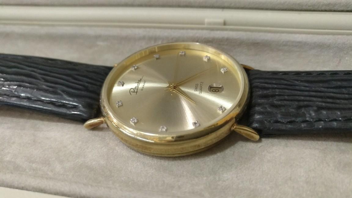 0cb198ee Наручные часы с бриллиантами - Презентъ S&S