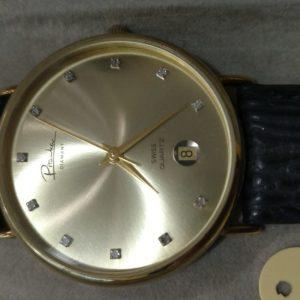 Наручные часы с бриллиантами