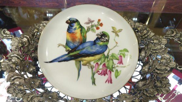 Сувенирная тарелка, купить декоративные тарелки, купить тарелки на стену, немецкий фарфор, купить антиквариат украина, декоративные тарелки украина