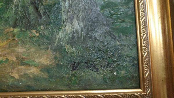 подарок для коллекционера, современная живопись, купить картину маслом, подарок на юбилей, купить антиквариат украина