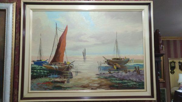 Картина море, купить картину маслом, купить морской пейзаж, картины маслом пейзажи