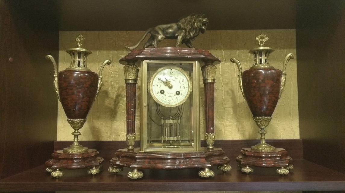 Ртутные часы украина, ртутный маятник, часы с ртутным маятником