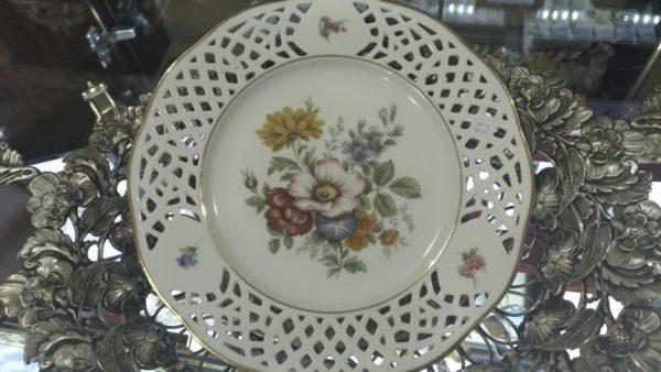 коллекционные тарелки, купить декоративные тарелки, купить тарелки на стену, немецкий фарфор, купить антиквариат украина, декоративные тарелки украина