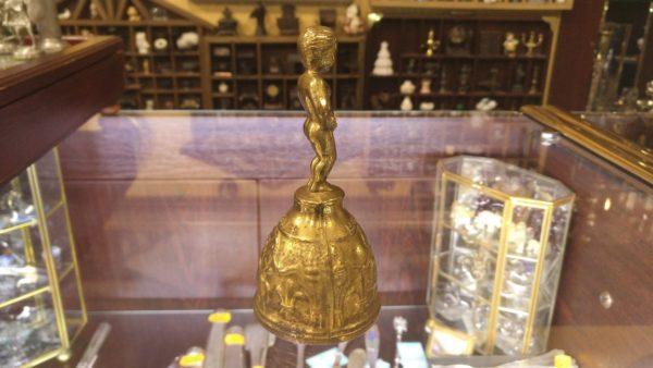 старинные колокольчики, бронзовый колокольчик, купить колокольчик, продать антиквариат