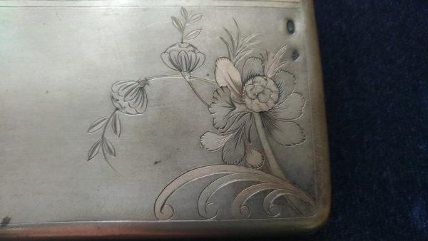 сумочка из серебра, серебро 84 проба, царское серебро, купить антиквариат в Украине, статусный подарок
