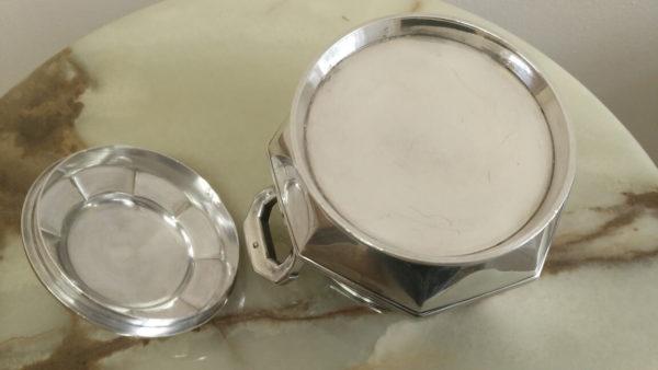 серебряная сахарница, сахарница на стол, подарок на новоселье, столовое серебро недорого