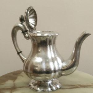 Серебряный чайник, 800 проба