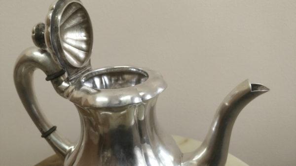 Серебряный чайник, элитный подарок, серебряные столовые приборы, Купить столовое серебро в украине