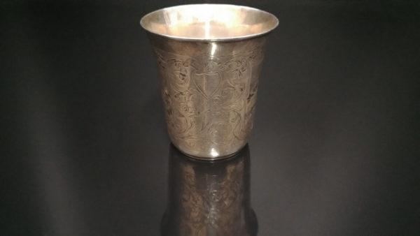 кидушный стакан, кидушный бокал, еврейская атрибутика, иудаизм, подарок еврею