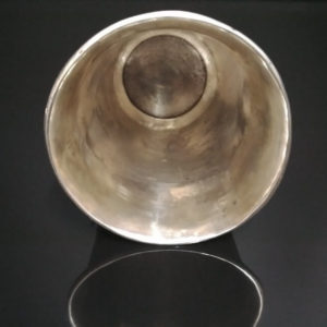 Иудаика. Кидушный стакан, 84 проба, 1888 год. Царская Россия
