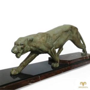 Скульптура Пантера. Шпиатр