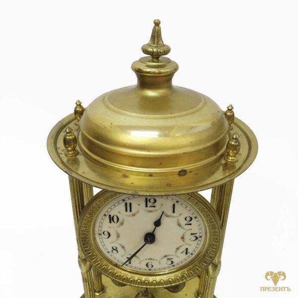 антикварные торсионные часы, антикварные годовые часы
