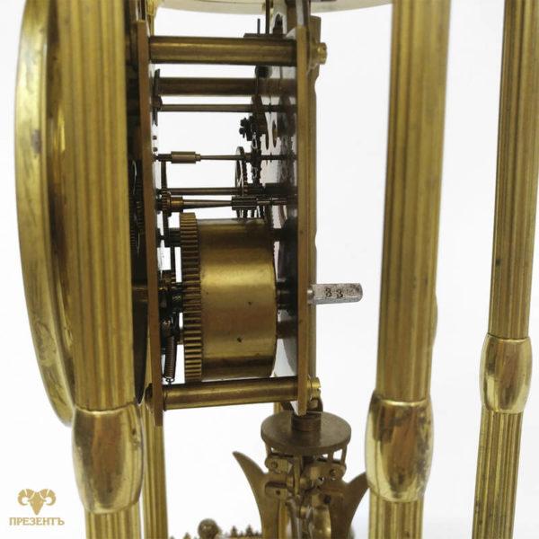 уникальные настольные часы, эксклюзивные настольные часы, редкие настольные часы