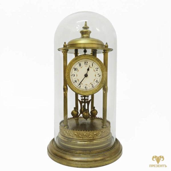 Годовые часы, торсионные часы, торсионный механизм, каминные часы купить украина