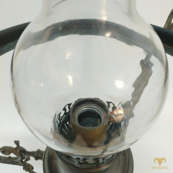 настольная лампа купить украина, уникальная лампа, необычный светильник, старинный светильник, что подарить на новоселье
