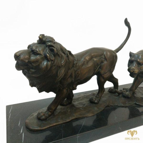 Грива льва, красивый лев на подарок, Подарок знак зодиака лев, красивое изображение льва, скульптура Лев, бронзовый лев, купить бронзового льва, лев символ, лев и символ