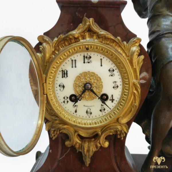 Эмалевый циферблат, циферблат часов, часовой циферблат, циферблат без сколов