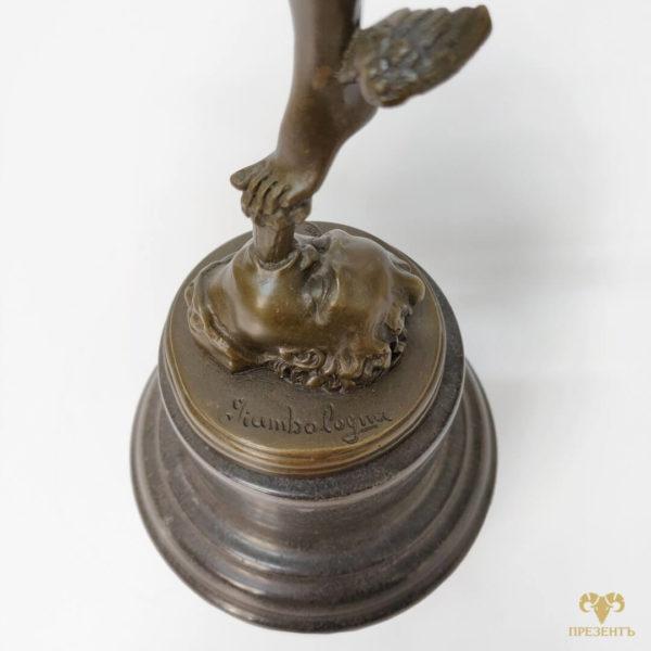 подарок человеку у которого все есть, украшение рабочего кабинета, винтажные вещи украина, старинная бронза статуэтки, бронзовый сувенир
