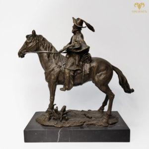 Бронзовая скульптура Дон Кихот