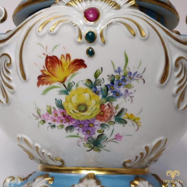 фарфор ручная роспись, немецкий фарфор, супницу купить украина, купить супницу киев