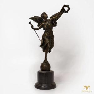 Бронзовая скульптура Ника, Богиня победы