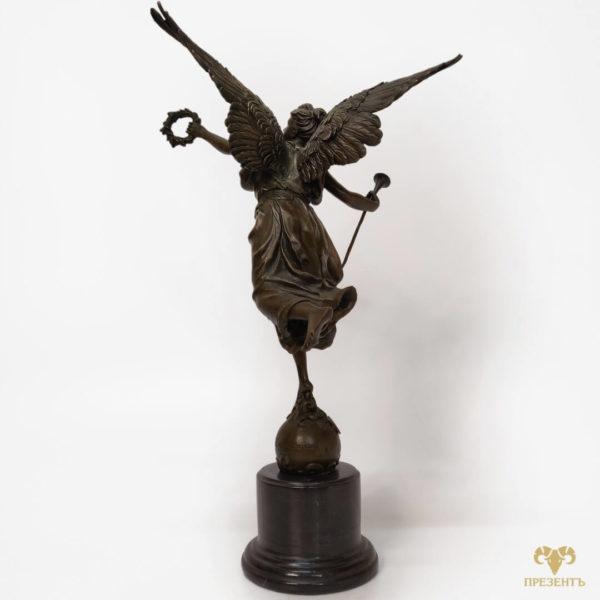авторская статуетка, авторская статуэтка, бронза, литая бронза, подарок мужчине, подарок начальнику