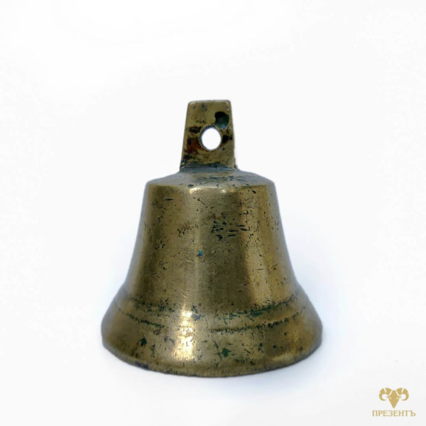 антикварный колокольчик, старинный колокольчик, бронзовый колокольчик, оригинальный колокольчик, подарок коллеге по работе, подарок коллекционеру колокольчиков
