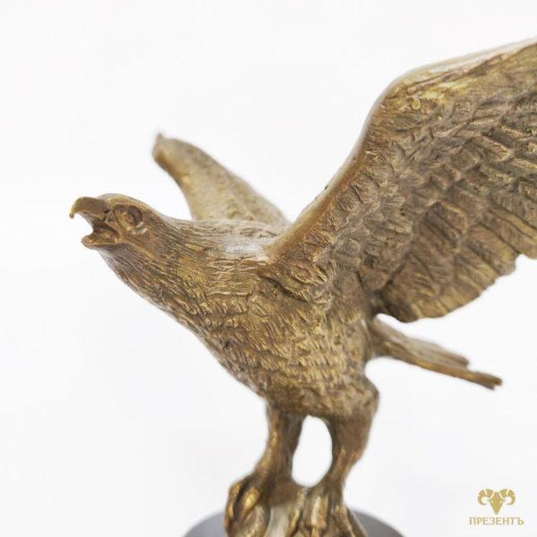Сувенир орел купить, статуэтка птица купить, сувенир птица купить, купить подарок лидеру,