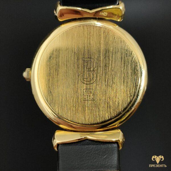 подарок жене на юбилей 55, подарок любимой на день рождения, памятный подарок для жены, золотые часы для жены,аксессуар для деловой женщины, эксклюзивные золотые женские часы,pierre bonnet vanessa