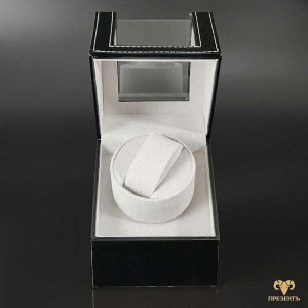 Шкатулка для хранения часов с автоподзаводом черного цвета, шкатулка для хранения часов, бокс для часов,шкатулка для часов, аксессуарыдля часов, шкатулка для часов с автоподзаводом, коробкадля часов